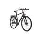 Ortler Bergerac - Bicicletas trekking hombre - negro